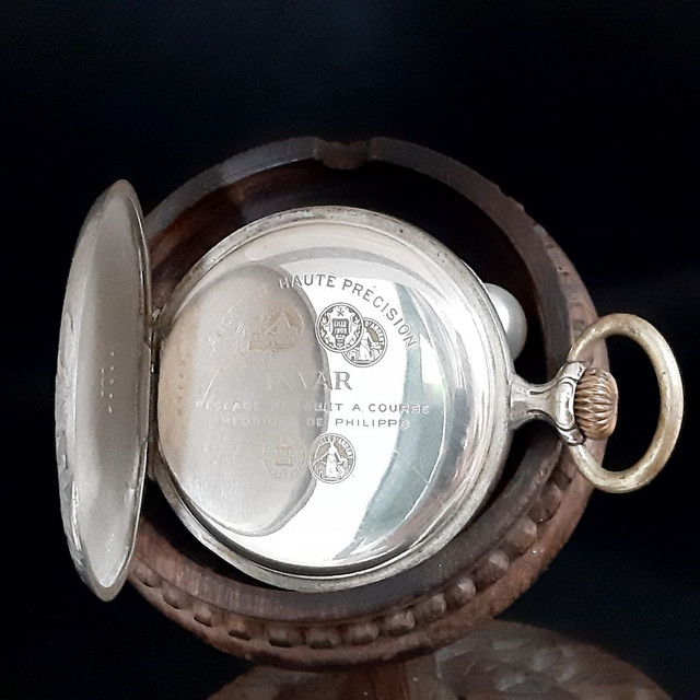 Relógio de Bolso Invar - Foto 3