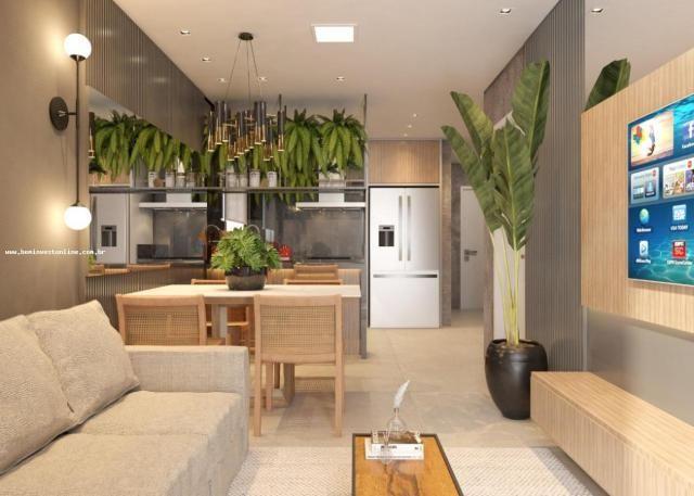 Apartamento para Venda em Blumenau, Fortaleza, 2 dormitórios, 1 suíte, 2 banheiros, 1 vaga - Foto 5