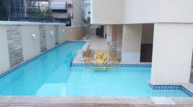 Apartamento com 2 dormitórios para alugar, 80 m² por R$ 1.500,00/mês - Santa Rosa - Niteró - Foto 18