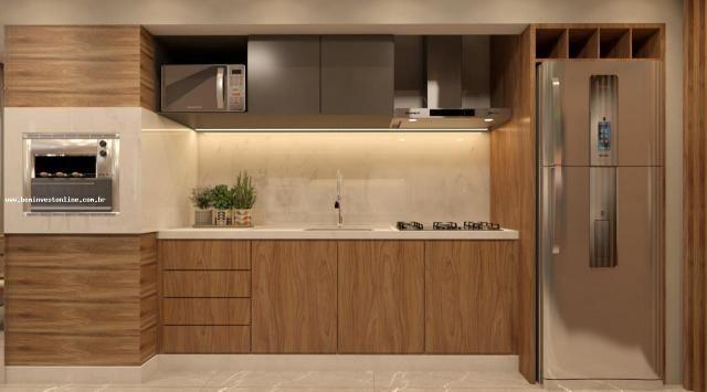 Apartamento para Venda em Blumenau, Fortaleza, 2 dormitórios, 1 suíte, 2 banheiros, 1 vaga - Foto 4