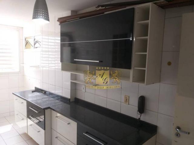 Apartamento com 2 dormitórios para alugar, 80 m² por R$ 1.500,00/mês - Santa Rosa - Niteró - Foto 14