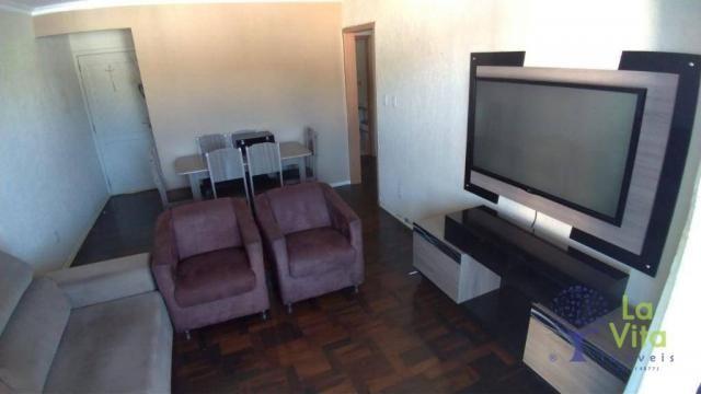 Aconchegante apartamento no Edifício Edelweise no Centro - Foto 3