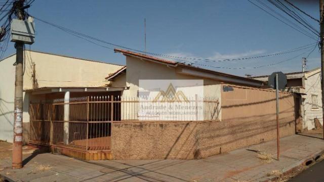 Casa com 2 dormitórios para alugar, 75 m² por R$ 880/mês - Vila Virgínia - Ribeirão Preto/ - Foto 2