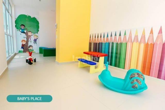 Absoluto Cocó, Apartamento com 3 dormitórios à venda, 158 m² por R$ 1.450.000 - Cocó - For - Foto 9