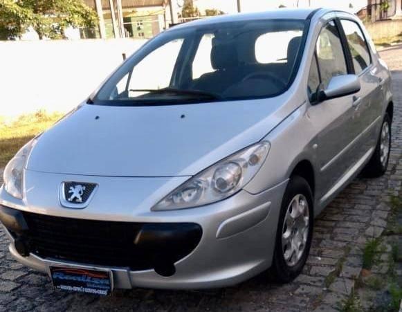 307 2008/2009 1.6 PRESENCE 16V FLEX 4P MANUAL - Foto 2