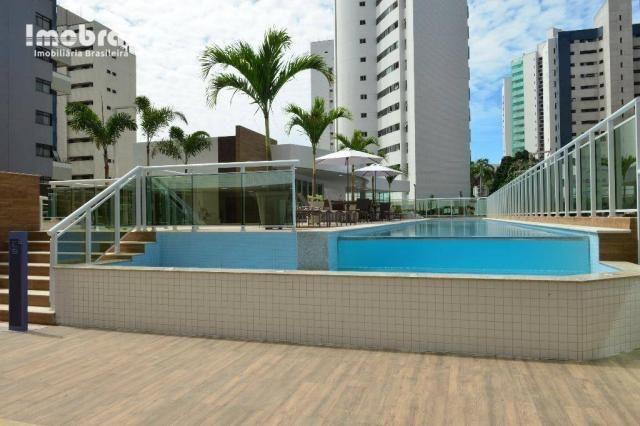 Contemporâneo, apartamento com 3 dormitórios à venda, 144 m² por R$ 1.420.000 - Aldeota -  - Foto 15