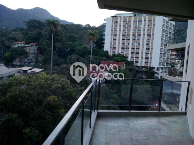 Apartamento à venda com 1 dormitórios em Cosme velho, Rio de janeiro cod:BO1AP47043