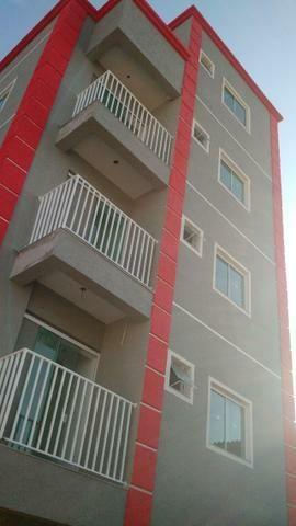 ///Apartamento pronto , 02 Quartos,  sacada, piso , vaga coberta.  Aceita veículo.   - Foto 3