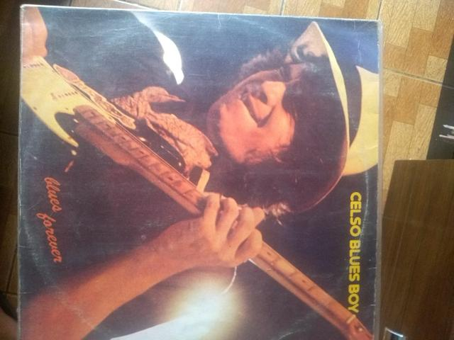 LP Celso Blues Boy - Blues Forever