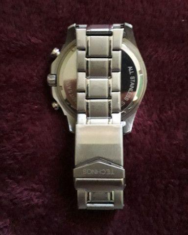 Vendo relógio Technos modelo skymaster - Foto 3