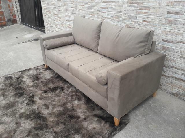 Sofa 3 lugares apartir de 499,00 - Foto 3