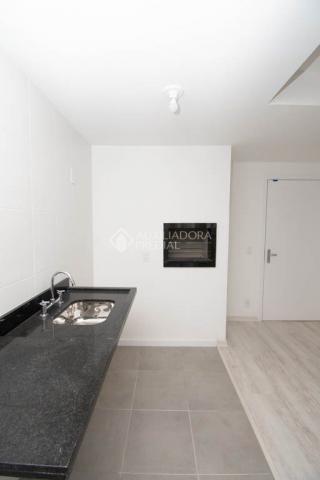 Apartamento para alugar com 1 dormitórios em Jardim do salso, Porto alegre cod:307116 - Foto 7
