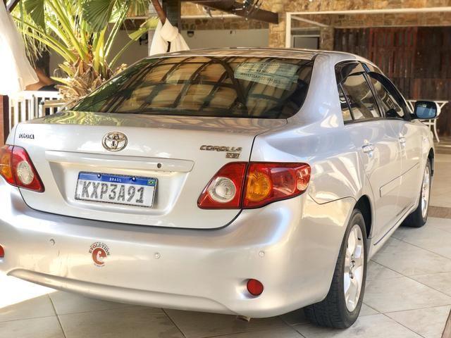 Corolla 2010 xei 1.8 automatico gnv, aceito trocas