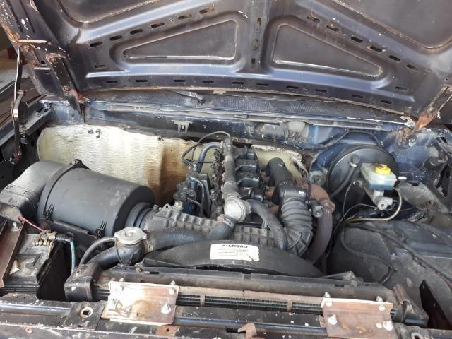Ford F100 94 Diesel cabine estendida - Foto 9
