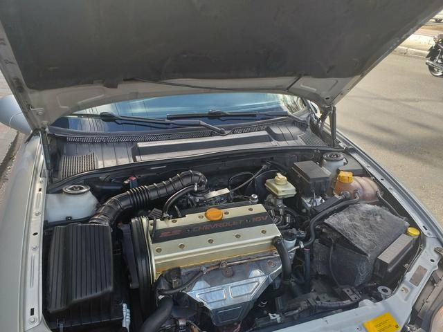 Vectra 2.2 elite automático 2005 a relíquia de Sergipe - Foto 19