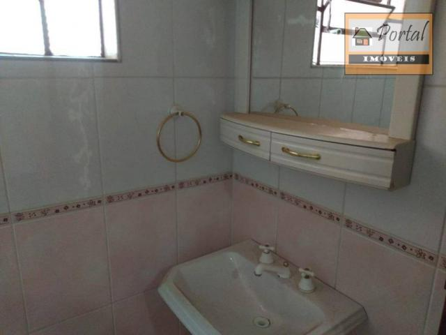 Chácara com 2 dormitórios para alugar, 250 m² por R$ 2.600/mês - Gramado Santa Rita - Camp - Foto 13