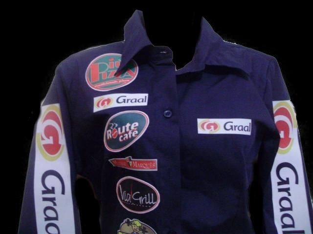 Camisa Personalizada Comitiva Cavalgada Rodeio Montaria Queima do Alho - Foto 5