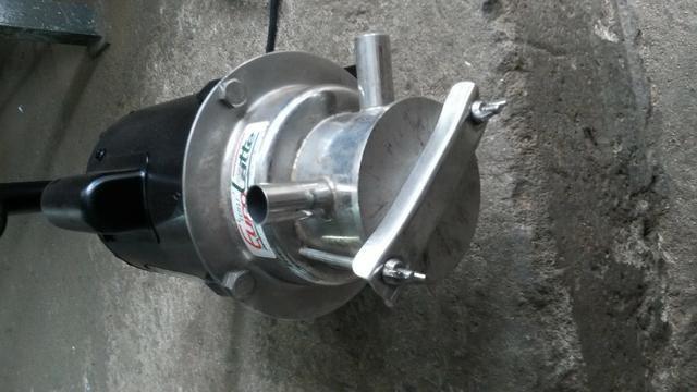 Bomba de transferência de 1/2 cv 220 volts - Foto 2