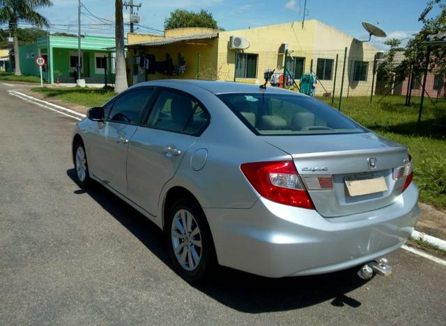 Honda civic lxr 2.0 2013 /14 autômatico - Foto 3