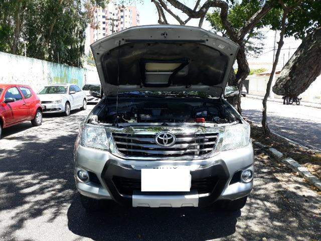 Toyota hilux CD 4x4 SRV 171cv - Foto 3