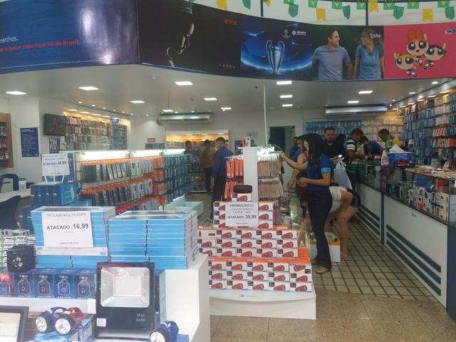 Transfiro Ponto Comercial Centro Loja Grande - Foto 4
