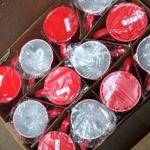 Prensa Térmica para sublimação em canecas, squeezes - Foto 6