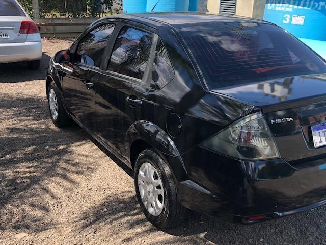 Fiesta sedan 1.6 completo 2013 abaixo da fipe - Foto 5