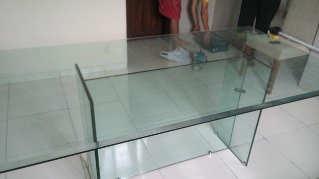 Box, porta e janelas em vidro 10× - Foto 4