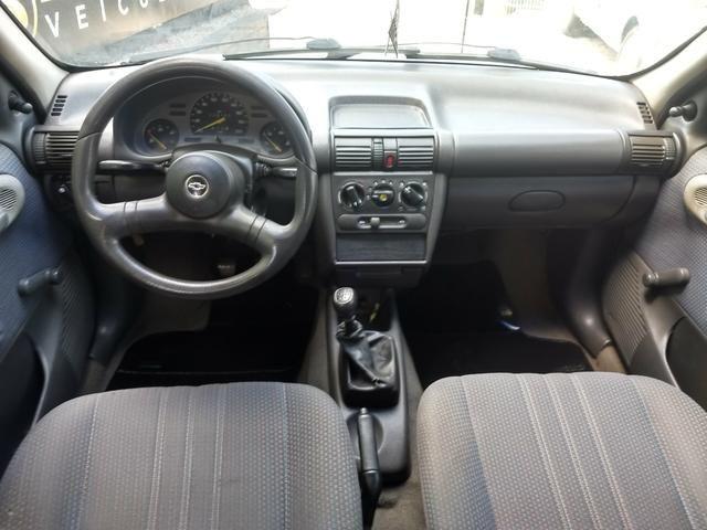 Corsa sedan Super 1.0 8v ano 1998 - Foto 7