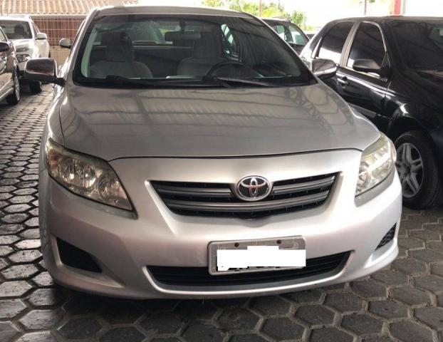 COROLLA 2010/2010 1.8 XLI 16V FLEX 4P MANUAL