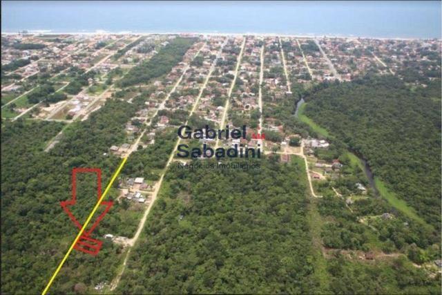 Terreno à venda, 390 m² por R$ 3.800,00 - Rainha do Mar - Itapoá/SC