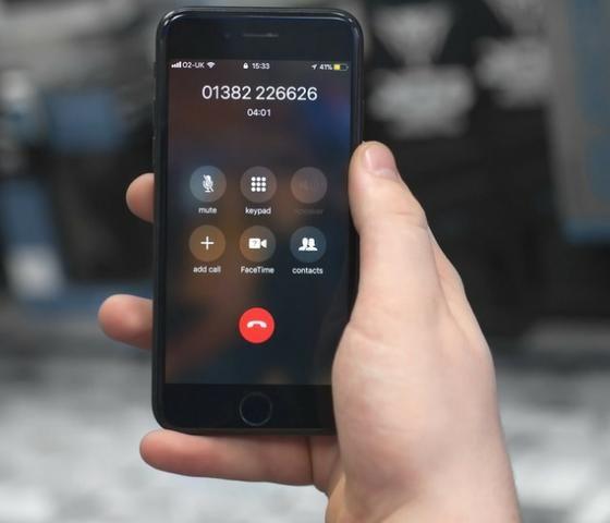 Reparo iPhone 7/7Plus Sem Áudio