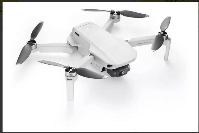 Drone Dji Mavic Mini Combo Flymore Anatel - Novo Lacrado ...
