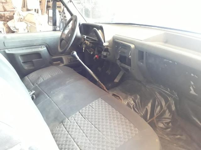 Ford F100 94 Diesel cabine estendida - Foto 4