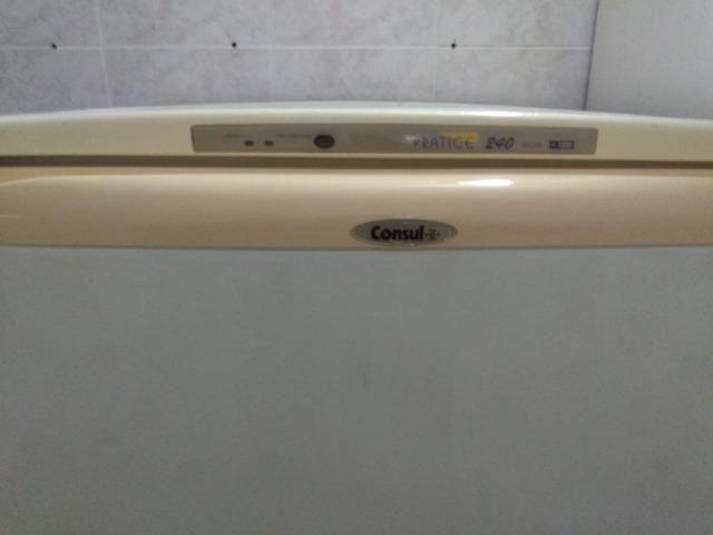 Freezer Consul Pratice 240 vertical - Foto 4