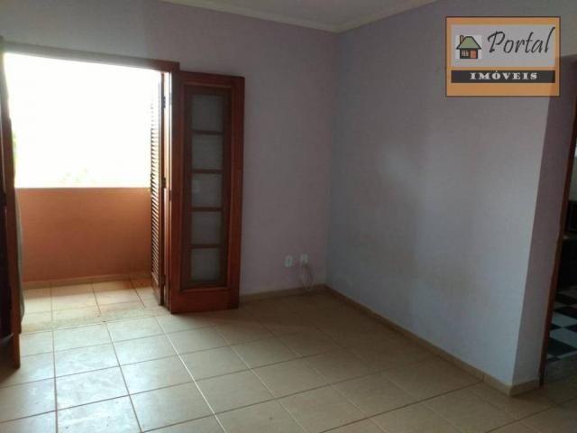 Chácara com 2 dormitórios para alugar, 250 m² por R$ 2.600/mês - Gramado Santa Rita - Camp - Foto 16