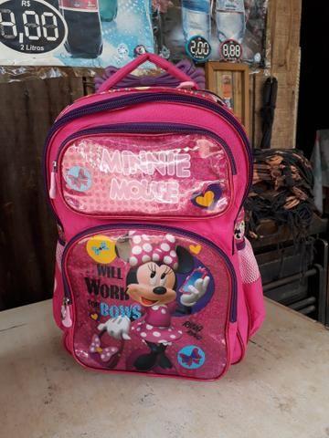 Vendo mochilas com rodinhas