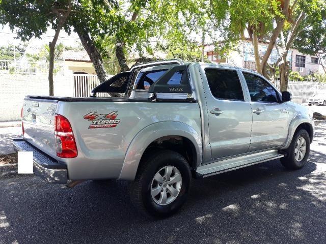 Toyota hilux CD 4x4 SRV 171cv - Foto 5