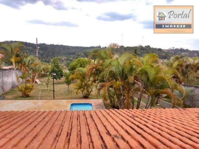 Chácara com 2 dormitórios para alugar, 250 m² por R$ 2.600/mês - Gramado Santa Rita - Camp - Foto 20