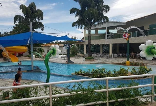Hotel Lacqua diroma diária a 100 reais p/ 5 pessoas com parque aquático aberto 24h - Foto 10