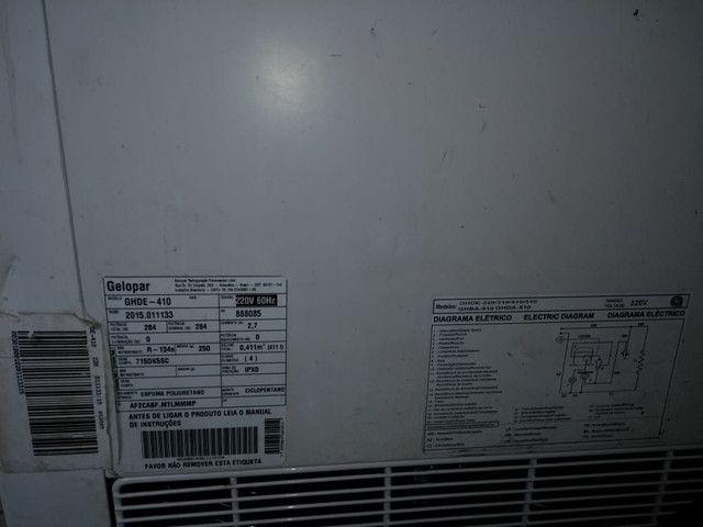 Freezer horizontal Gelopar - Foto 4