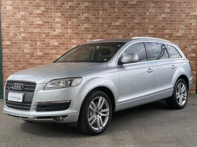 Audi Q7 4.2 2008