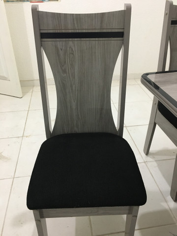 Mesa e cadeiras - Foto 5