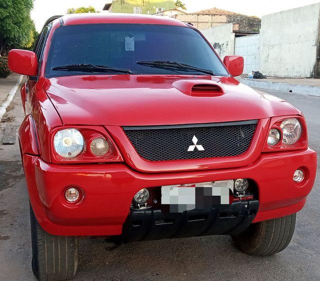 Vende se L200 Sport hpe diesel Automatica