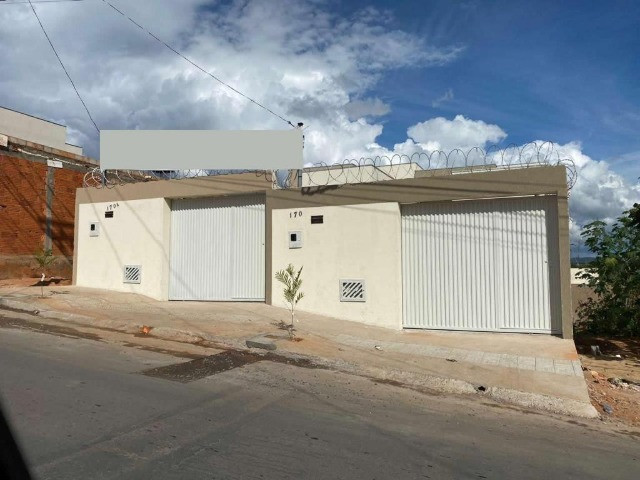 CM Oportunidade Casa no Bairro Carmelo com 2 Quartos - Foto 3