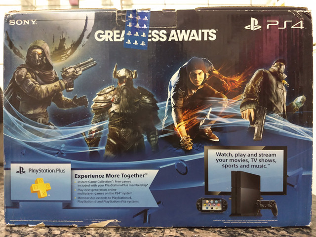 Caixa do PlayStation 4 Fat - Foto 3