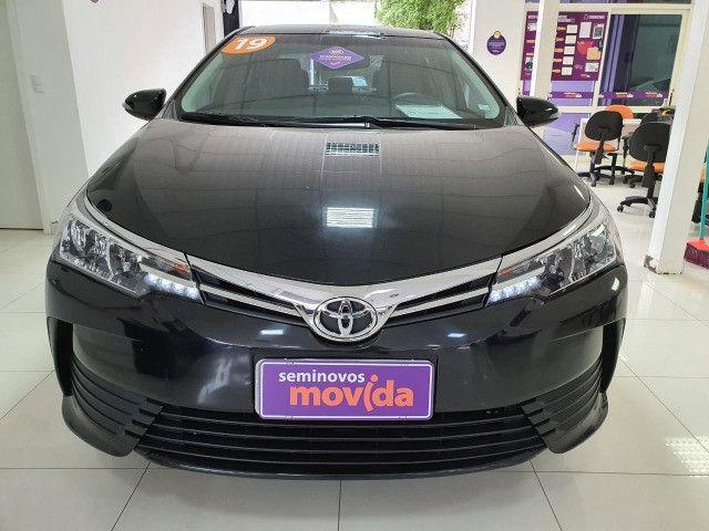 Toyota Corolla 2019 com garantia de fábrica, perícia cautelar aprovada e único dono - Foto 2