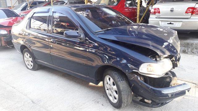 Fiat Siena 2005 1.0 16v vendido em peças - Foto 3