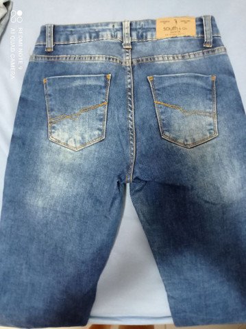 Calça jeans 36 - Foto 2