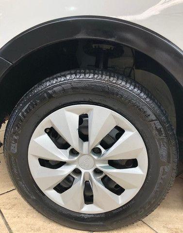 Volkswagen Novo Gol 2014 1.0 Flex Track Completo Branco (Estudo Troca e Financio) - Foto 13
